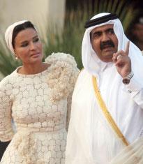 عکس عکس سوتی خنده دار همسر امیر قطر