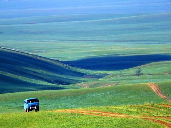 مناطق طبیعی و کشورهای توریستی