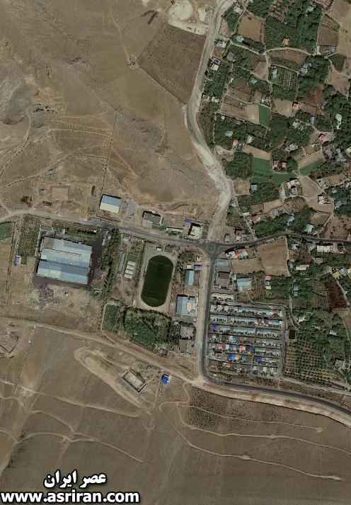 هواشناسي تصاویر ماهواره ای از دماوند - واضح