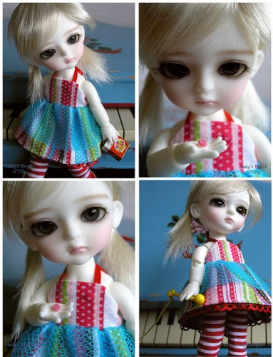 عکس از عروسک های باربی ناز و خوشگل