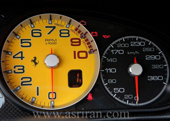 فراری 599 GTO