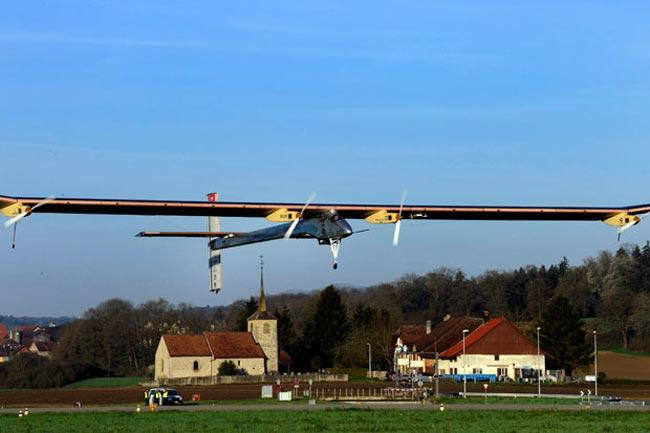 علم فناوری آموزش تکنولوژی برق و الکترونیک هوا فضا در علمها - انرژی پاک تجدید پذیر هواپیمای خورشیدی،