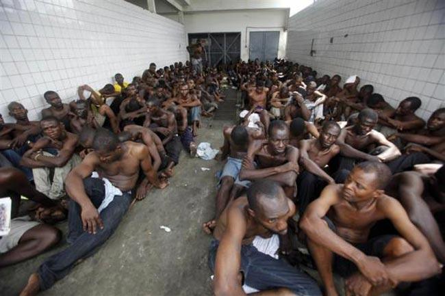 يك زندان در آبيجان