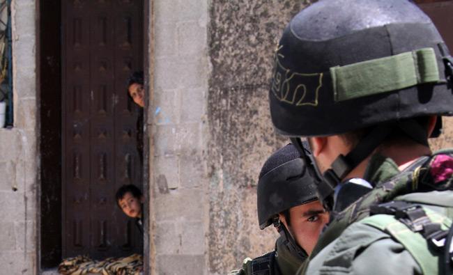 سربازان اسراییلی
