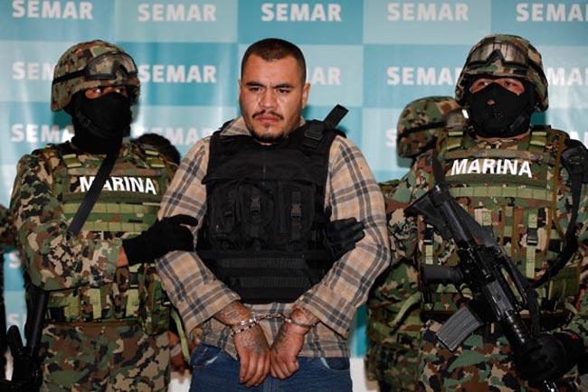 دستگیری رهبر باند مافیایی