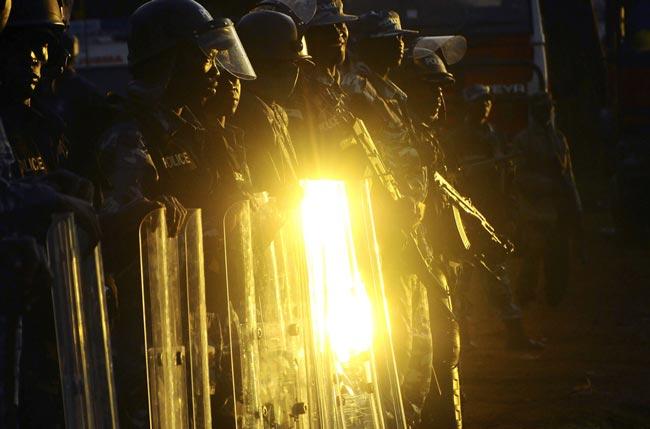 پلیس اوگاندا