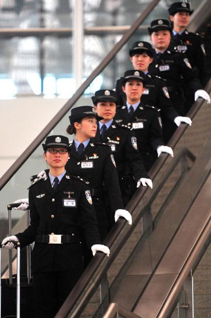گارد امنیتی چین
