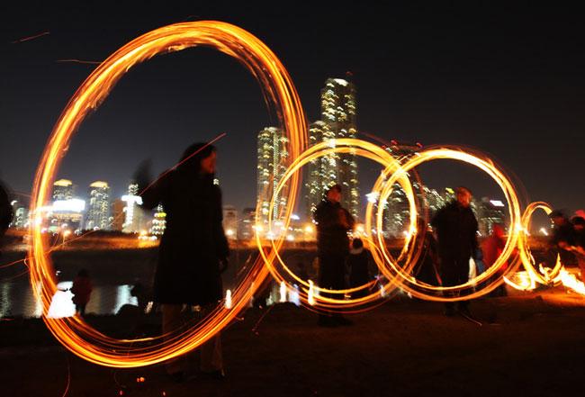 فستیوال آتش