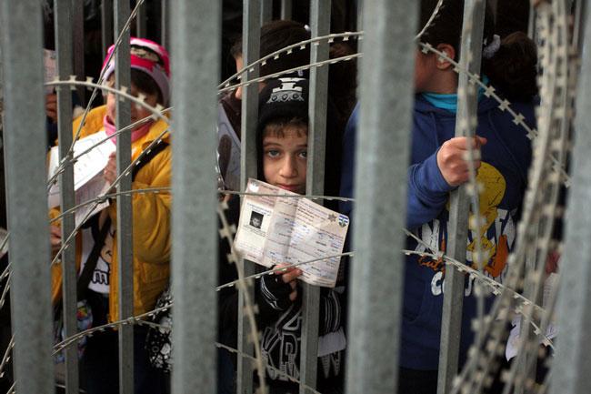 فلسطینی ها