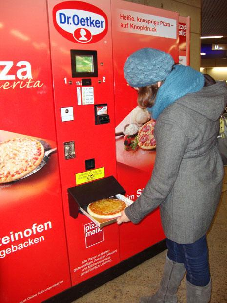 خودپرداز پیتزا