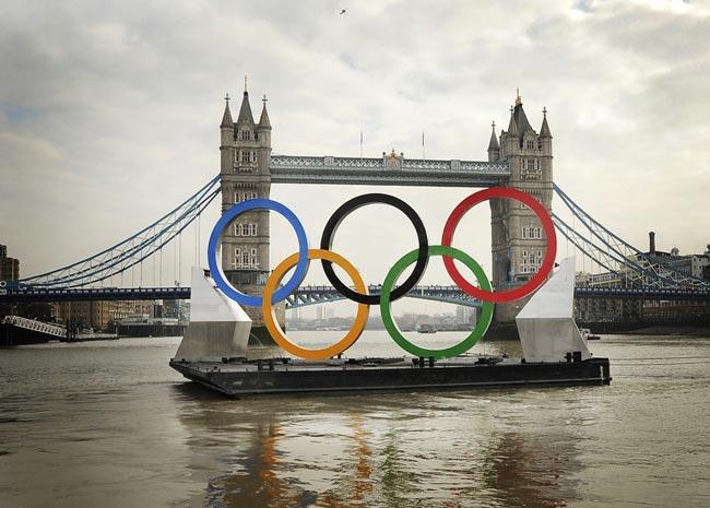 حلقه های المپیک