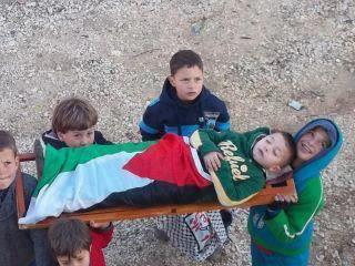 بچه های فلسطین