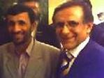 امیر احمدی و احمدی نژاد