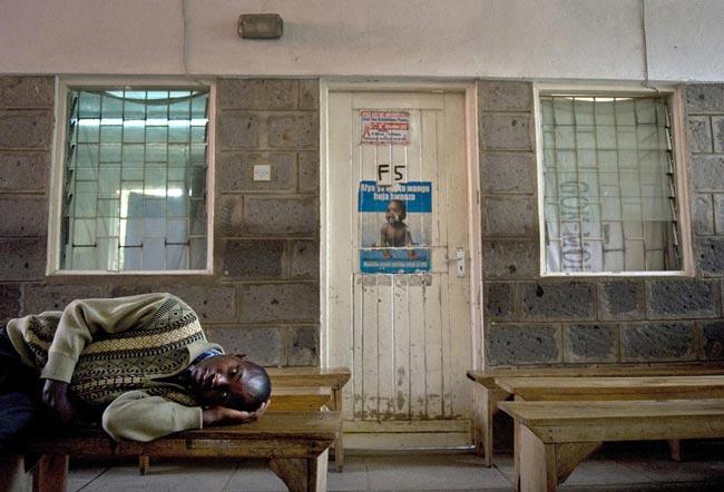 نوجوان کنیایی