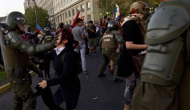 پلیس شیلی