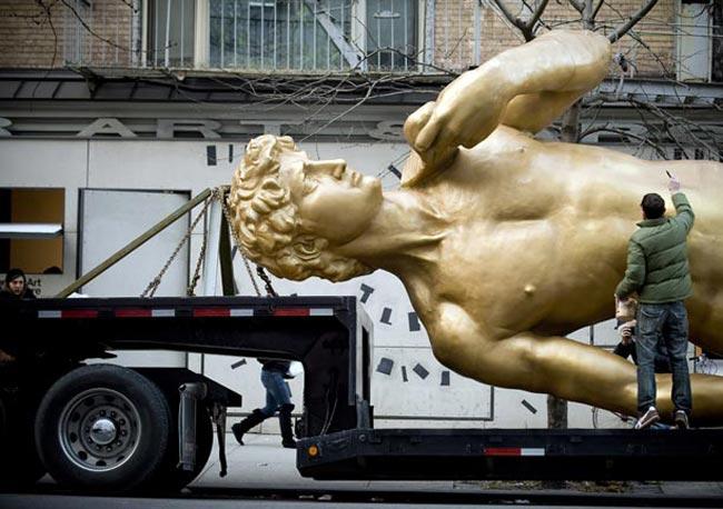 مجسمه داود
