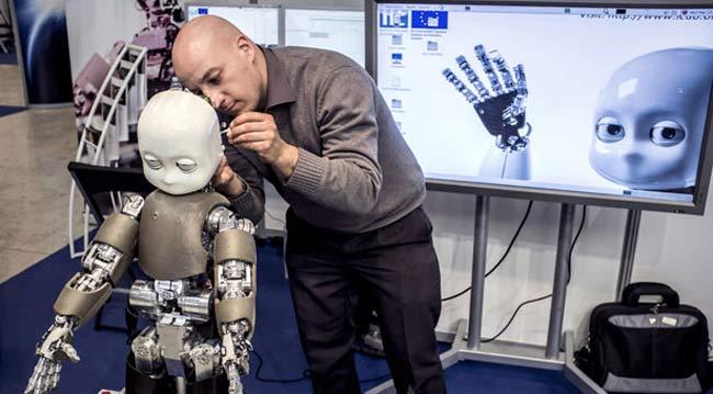 نمایشگاه روبات