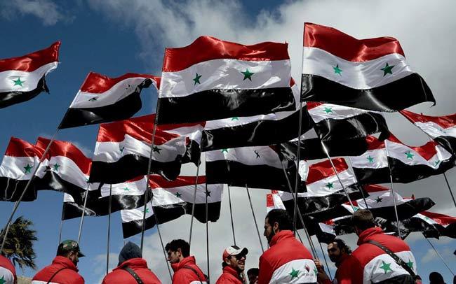 حامیان بشار اسد