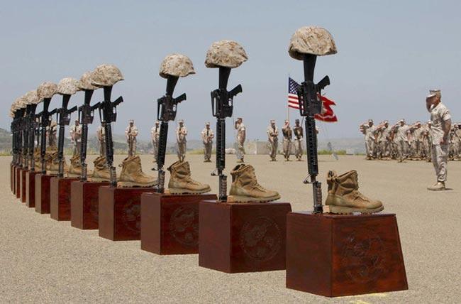 گرامیداشت تفنگداران دریایی