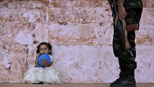 دختر یمنی