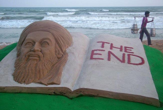 پایان بن لادن