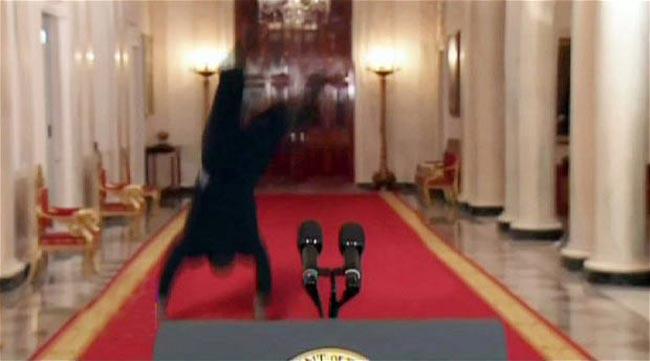 شادمانی اوباما
