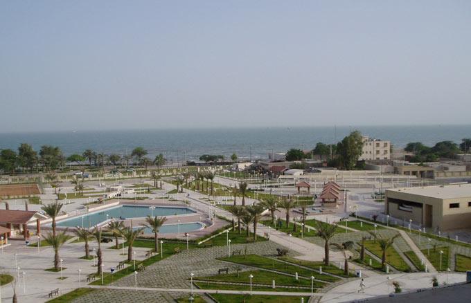 بندرعباس و سواحل زیبای خلیج فارس
