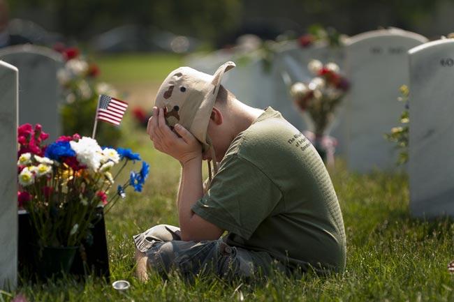 قربانیان جنگ