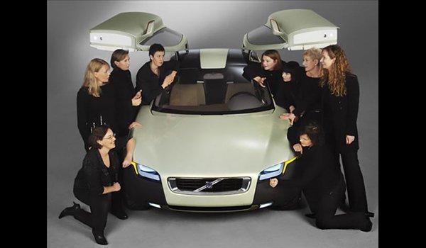 ساخت اتومبیل زیبا مخصوص زنان (تصاویر)