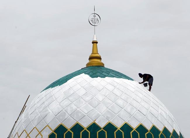 مسجد بیت الرحمان