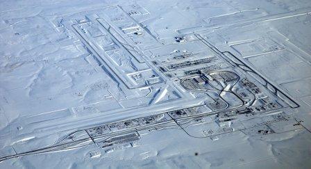 فرودگاه برفی