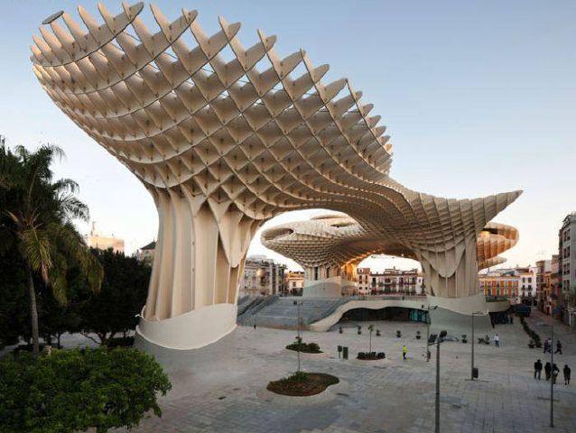 عظیم ترین سازه چوبی در دنیا (13 عکس)|لیموترش دات نت|