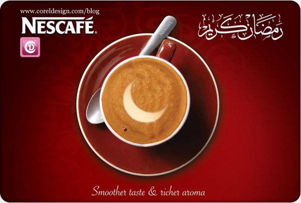 تصاویری از پوسترهای بسیار زیبا و تبلیغاتی شرکت های خارجی درباره ماه رمضان www.TAFRIHI.com
