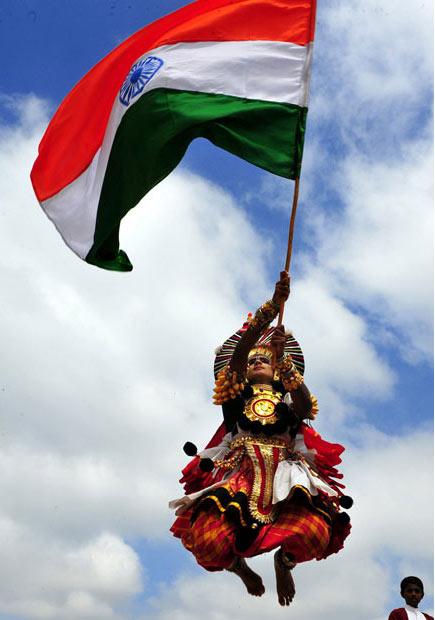 جشن استقلال هند