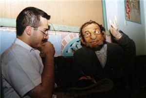 شوخی با لاریجانی در زمان ریاست او بر صدا و سیما