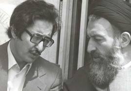 شهید بهشتی و بنی صدر