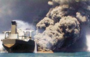 جنگ نفتکش ها