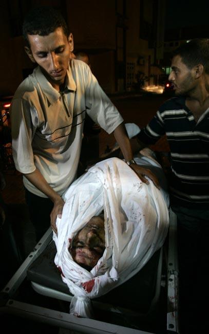 حمله هوایی اسراییل
