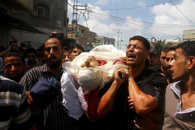 جنوب غزه