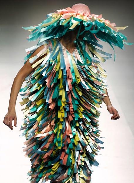 لباس عجيب