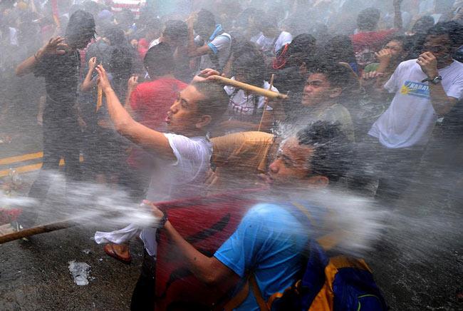 تظاهرات دانشجویی