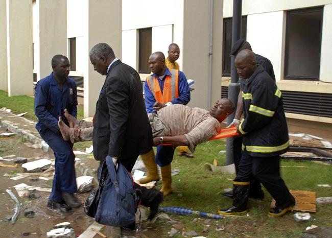 حمله تروریستی در نیجریه