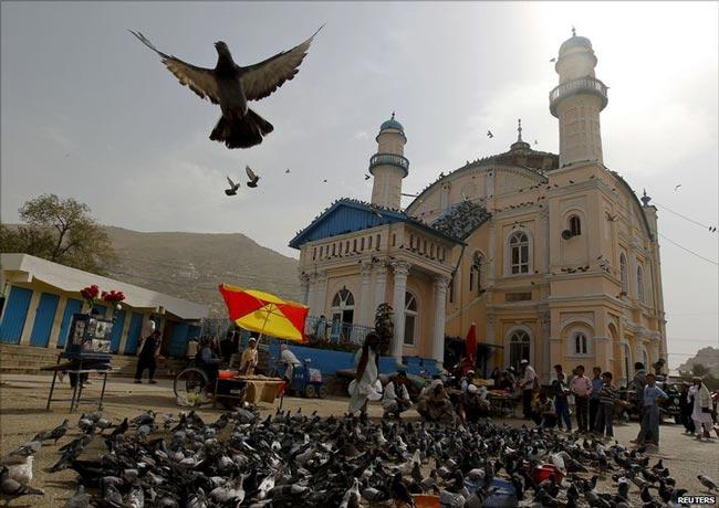 مسجد شاه دوشمشیره