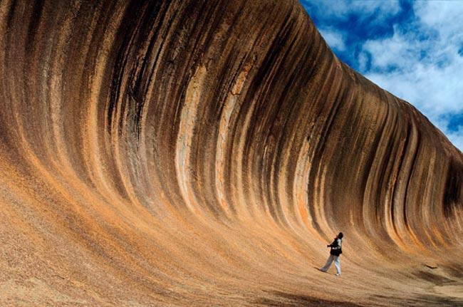 موج سنگی