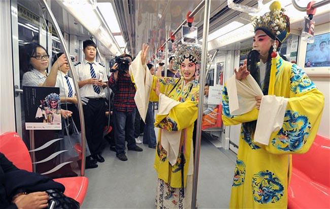 اپرای سنتی چینی