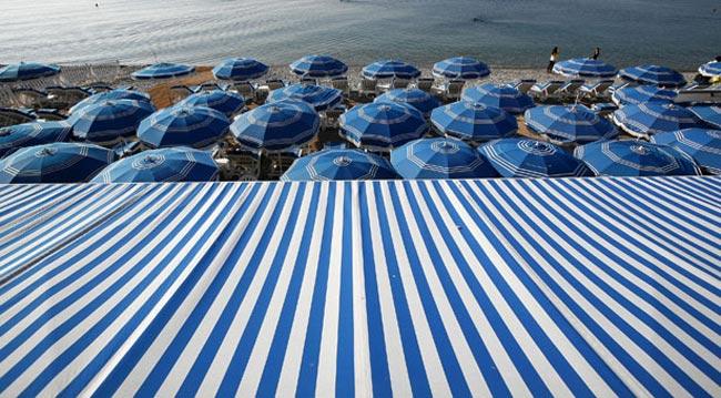 ساحل شهر نیس فرانسه