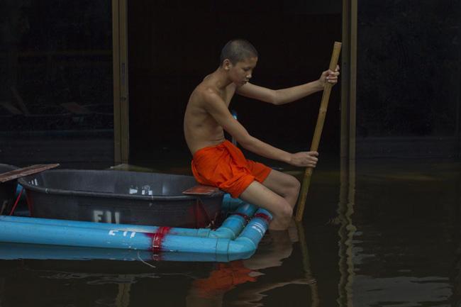راهب بودایی