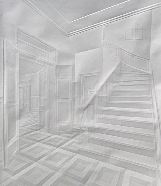 197618 365 هنرنمایی فقط با تا کردن کاغذ (عکس)