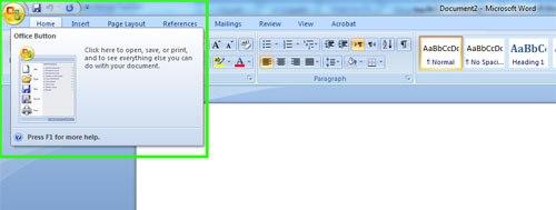 چگونه عکس را از فایل Wordذخیره کنیم؟