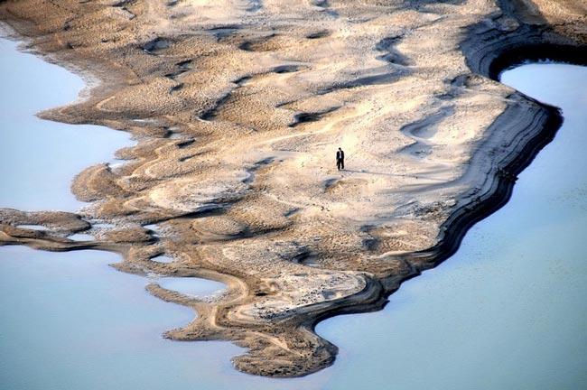 رود هانجیانگ در شیان چین